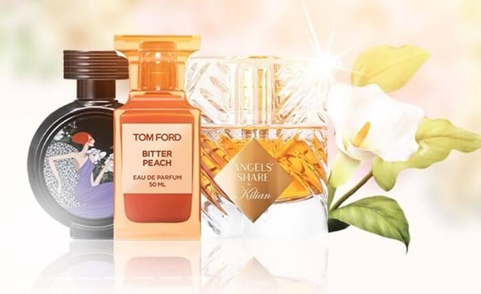 Интернет-магазин парфюмерии «АромаКод»