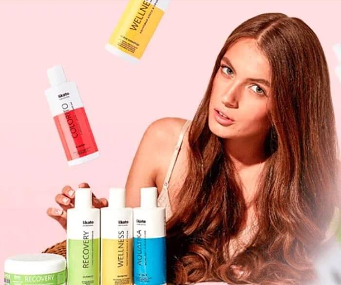 Косметика для волос, лица и тела. Интернет-магазин - Likato.