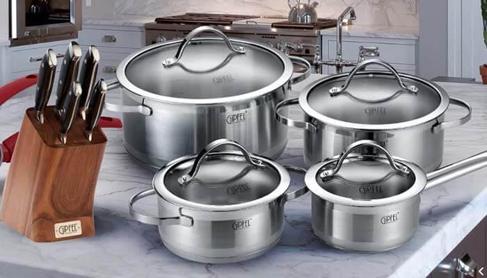 Посуда и аксессуары для кухни - Gipfel International