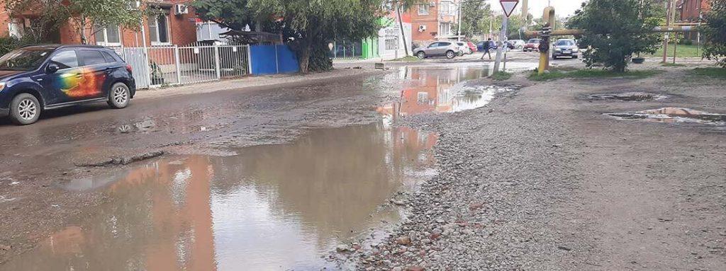 Ангарская улица Краснодар