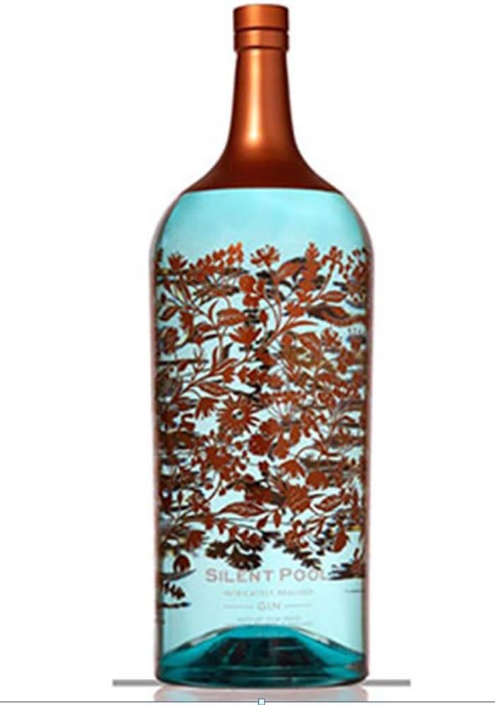 Самая дорогая бутылка джина