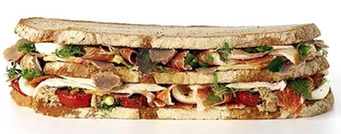 Самый дорогой бутерброд