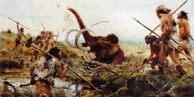 Родина первых европейцев